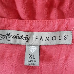 Absolutely Famous Tops - Absolutely Famous Flowy Top